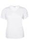 Grote maten Shirt DYCK Zhenzi opengewerkt   2703215BLAC/0900M=46-48