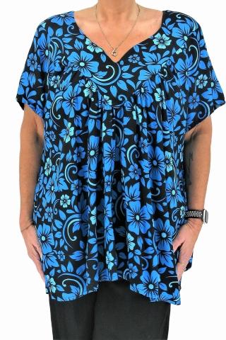 Grote maten Shirt Jose Luna Serena | Joseblue/bloe44-52