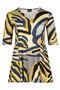 Grote maten Shirt Mona SL print Ophilia | Mona 20 SL pricora/fuch3=46