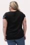Shirt Samie print Ophilia | Samie 20 printblue/stri1=42