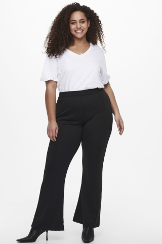 Broek PEVER ONLY C flared tricot | 151878831779S-42/44