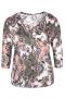 Grote maten Shirt Gros 3/4 mouw Zhenzi | 2807531malm/3131S=42-44