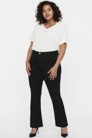 Grote maten Jeans MARIA VERO MODA curve flared | 10237225177850