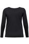 Grote maten Shirt NIGHT ONLY Carmakoma basis | 151847591779S-42/44