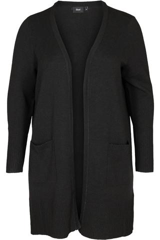 Grote maten Vest CASUNNY Zizzi losvallend | CA52788C0199M