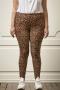Legging Aya Zhenzi lang print | 2508975Blac/0900S=42-44