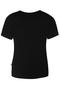 Shirt Aini Zhenzi slaap korte mouw | 2809814blac/0900M=46-48