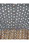 Grote maten Jurk patchwork Mat   72017203greeS/M=44-48