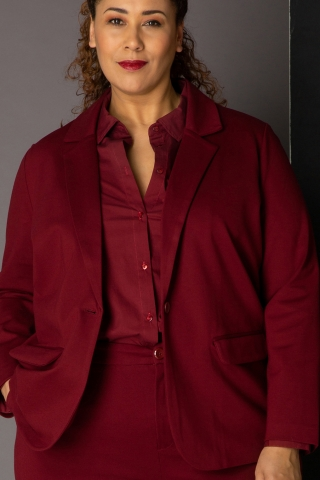 Grote maten Blouse Aivy yesta | A2942160252(50)