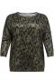 Grote maten Shirt ALBA ONLY Carmakoma | 152182381790M-46/48