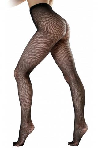 Panty Fishnet Pamela Mann | 31280007blac44-46(XL)