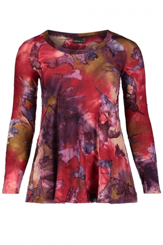 Shirt Tilly tie dye Ophilia | Tilly 20W tiedryf6=54-56