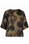 Grote maten Blouse Denise print Ophilia | Denise 20W priblac/flow1=42
