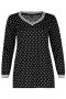Grote maten Shirt Naomi punta dessin Ophilia | Naomi 20W pundots1=42