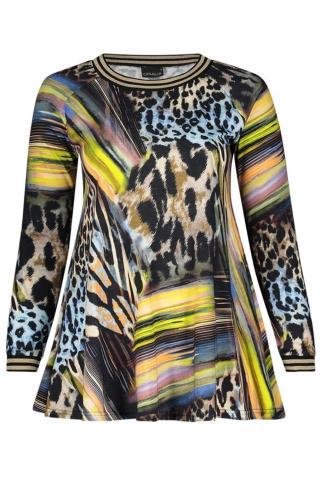 Grote maten Shirt Tirza punta dessin Ophilia | Tirza 20W puncoan1=42