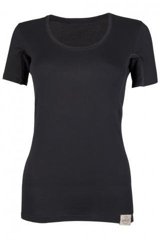 RJ Sweatproof Bern T-Shirt O-Neck   33-011ZwarXL=44-46