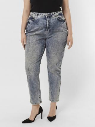Grote maten Jeans VIBE VERO MODA curve MOM | 10243988medi/blue44
