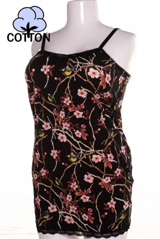 Disismi Blossom Slipdress | B97439zwarOne Size