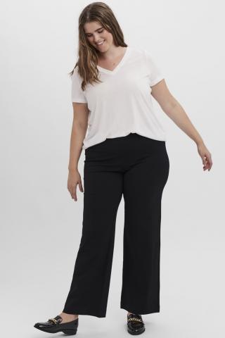 Shirt SPICY VERO MODA curve v hals | 102476711755S-42/44