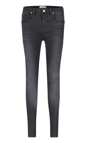 BF Jeans Emma Slim Fit donkergrijs | 0221-101dgri42