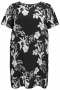 ONLY Carmakoma jurk INA LUX print   15228644190742