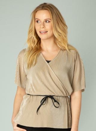 IVY BEAU blouse Navah   4000087Sand36