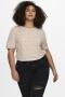 ONLY Carmakoma shirt CARFREJAT | 152308251899S-42/44