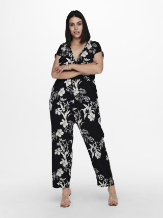 ONLY Carmakoma jumpsuit CARLUXINA | 15228649177944