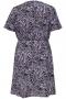 ONLY Carmakoma jurk CARLUX   15244188lave/zebr42