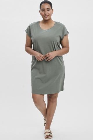 VERO MODA curve jurk VMLISE   10249742lawrS-42/44