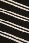 Shirt Ivy Bella streep zilveren teks   32070P12846(0)