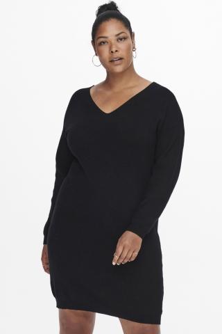 ONLY Carmakoma jurk CARESLY   15240833blacS-42/44