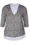 Zhenzi shirt JOELL combi model | 22070753303M=46-48