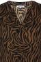 Zhenzi tuniek Kirby animal print | 22094420284M=46-48