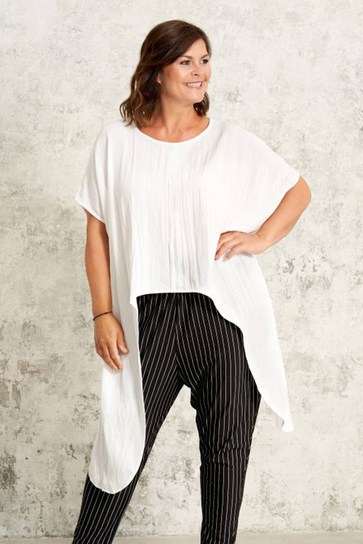 Shirt Gozzip oversized lang