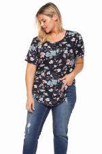 Shirt Dex bloem print