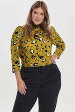 Shirt Only Carmakoma DAMOM leopard