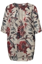 Tuniek ROY Junrose bloem print