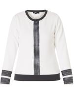 Sweater Ivy Bella kant