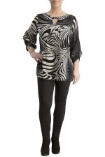 Blouse Roos sh print Ophilia