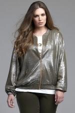 Jasje Mat fashion bomber glans