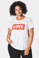 Shirt Zizzi CHERRY love