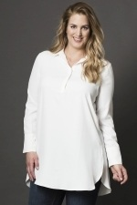 Blouse Request half knoops