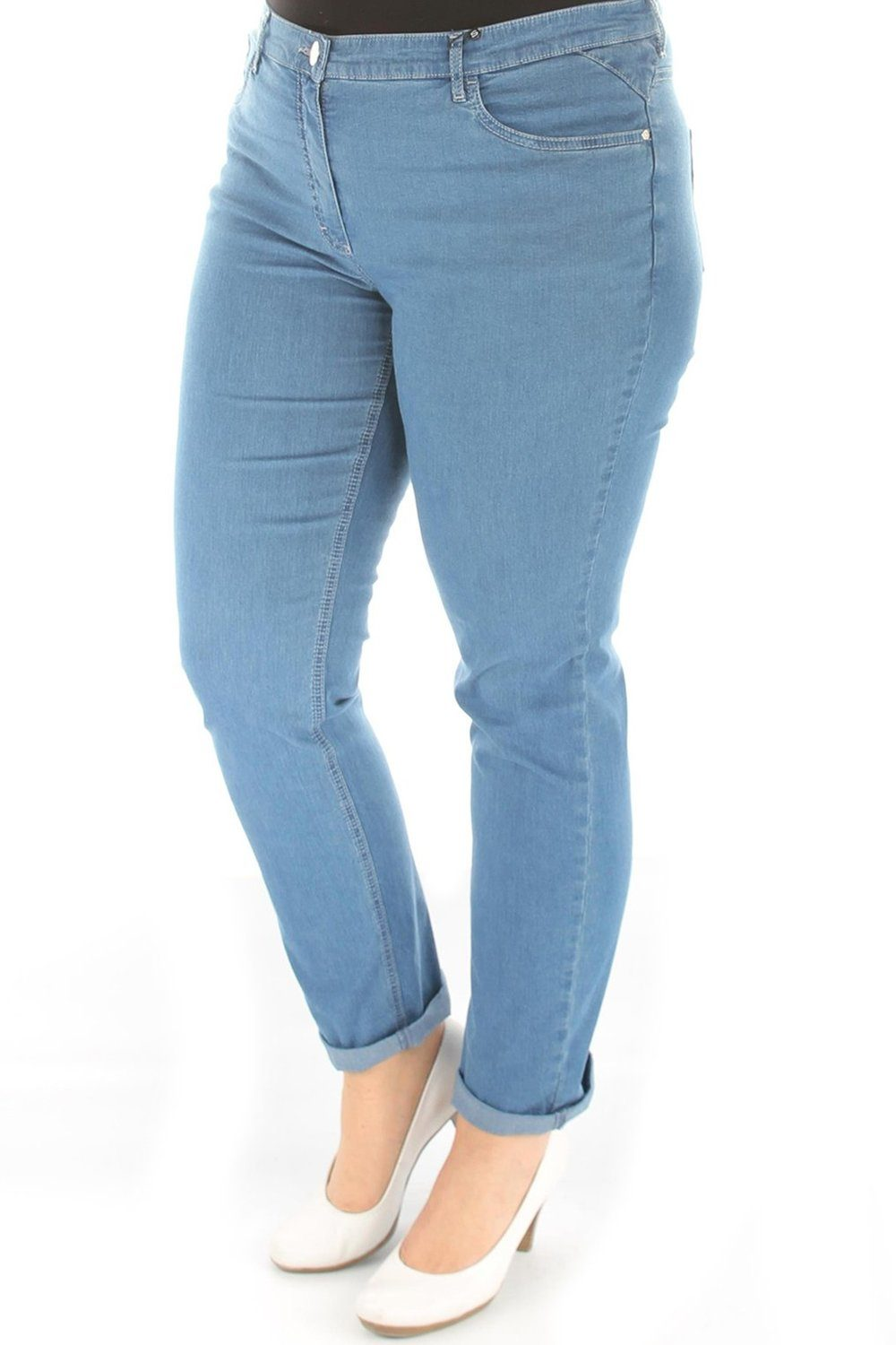 Broek CS-Ronja stretch denim