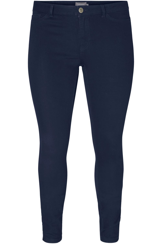 Jeans QUEEN Junarose SLIM jeans dark