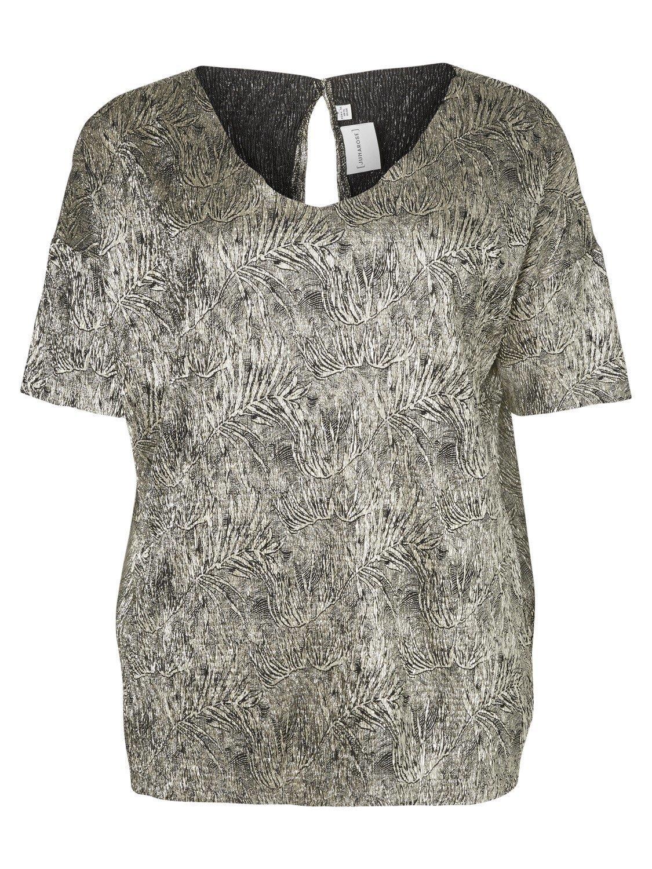 Shirt VANILLA Junarose glitter