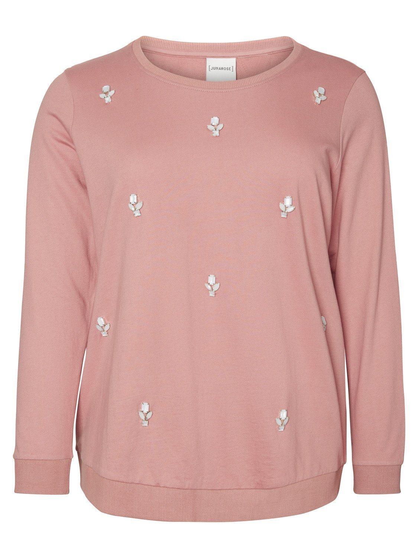 Sweater Junarose met kralen