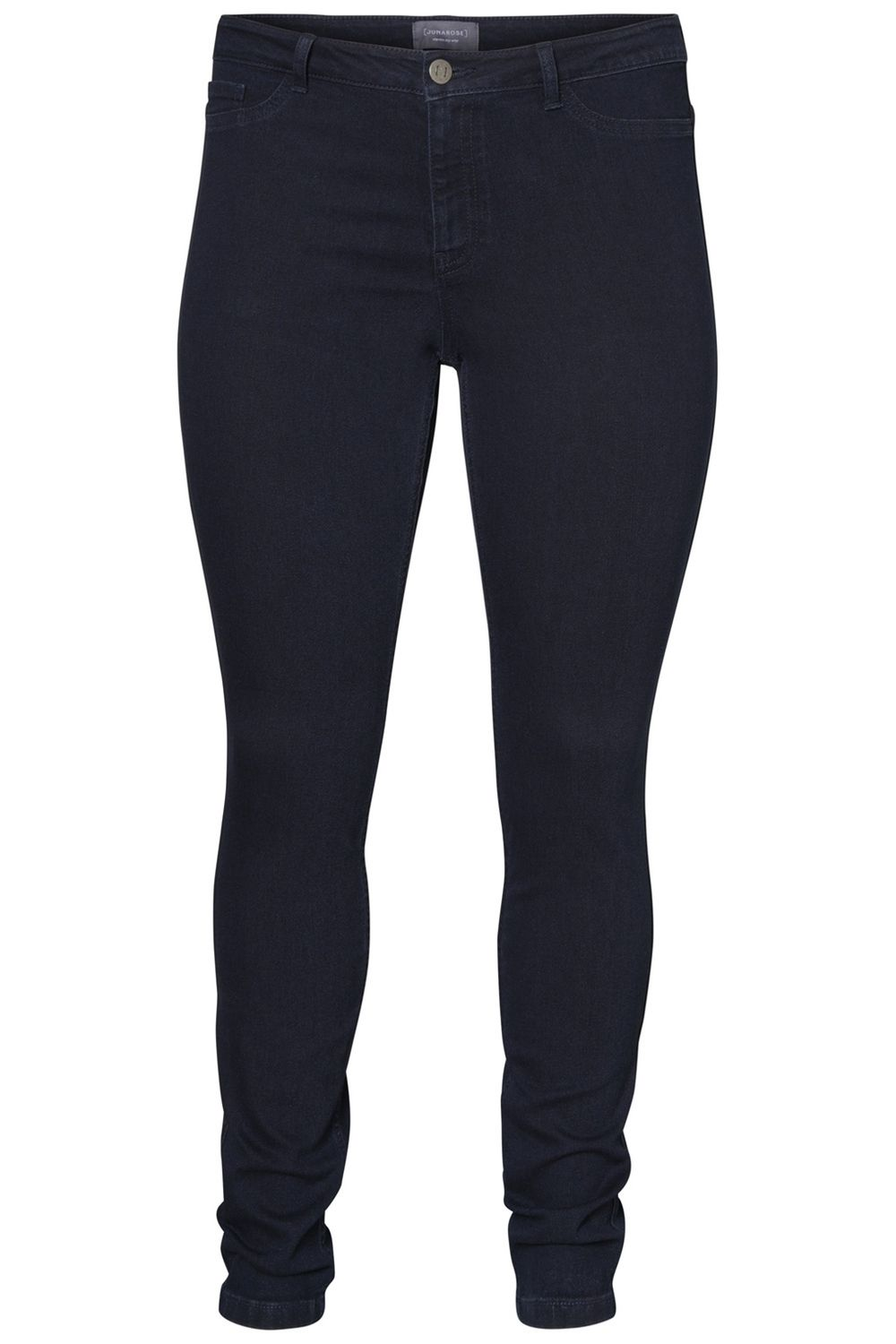 Jeans broek QUEEN slimfit dark denim