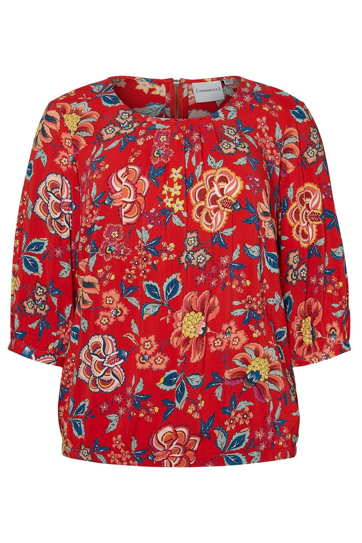 Shirt Junarose FADINA WRESTA bloem