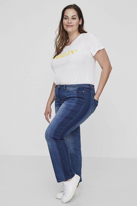 Jeans Junarose TWO recht model